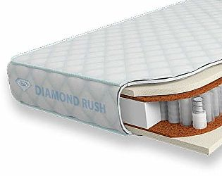 Купить матрас Diamond Rush Mono Mix Ergo DP LD